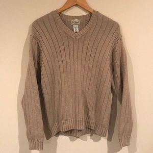 Mens L.L. Bean sweater
